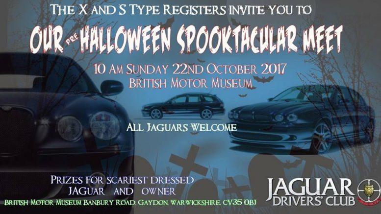 pre Halloween Spooktacular